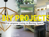 Thumb DIY Projects Anyone living in a boring space