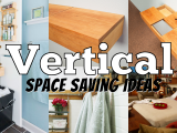 Vertical space saving ideas simphome.com
