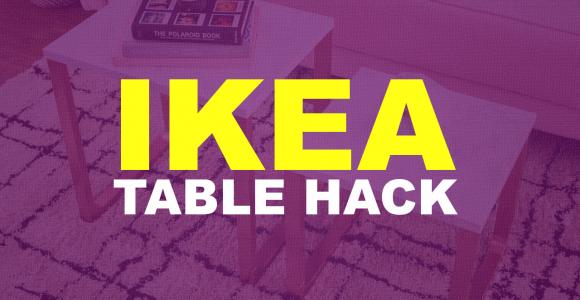 ikea table hacks Simphome com