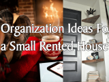 organization ideas small rented house simphome com
