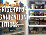 refrigerator organization solutions Simphome com
